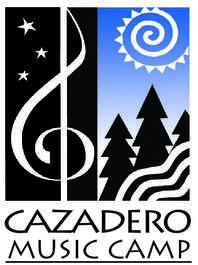 Logo of Cazadero Music Camp