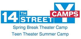 Logo of Teen Theater Summer Camp at the 14th Street Y