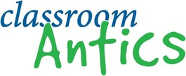 Logo of Classroom Antics - STEAM Summer Camps - Virtual & In-Person