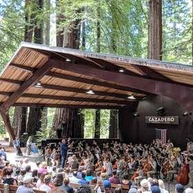 Photo 1 for Cazadero Music Camp
