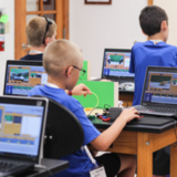 Photo 1: Classroom-Antics-STEAM-Camps-Virtual-In-Person