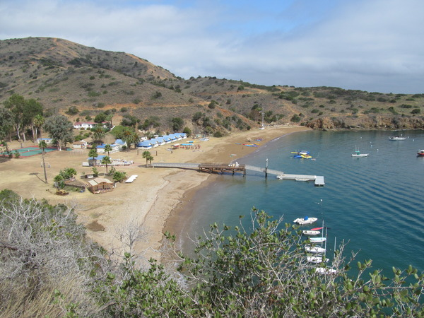 First Photo of Catalina Island Camps