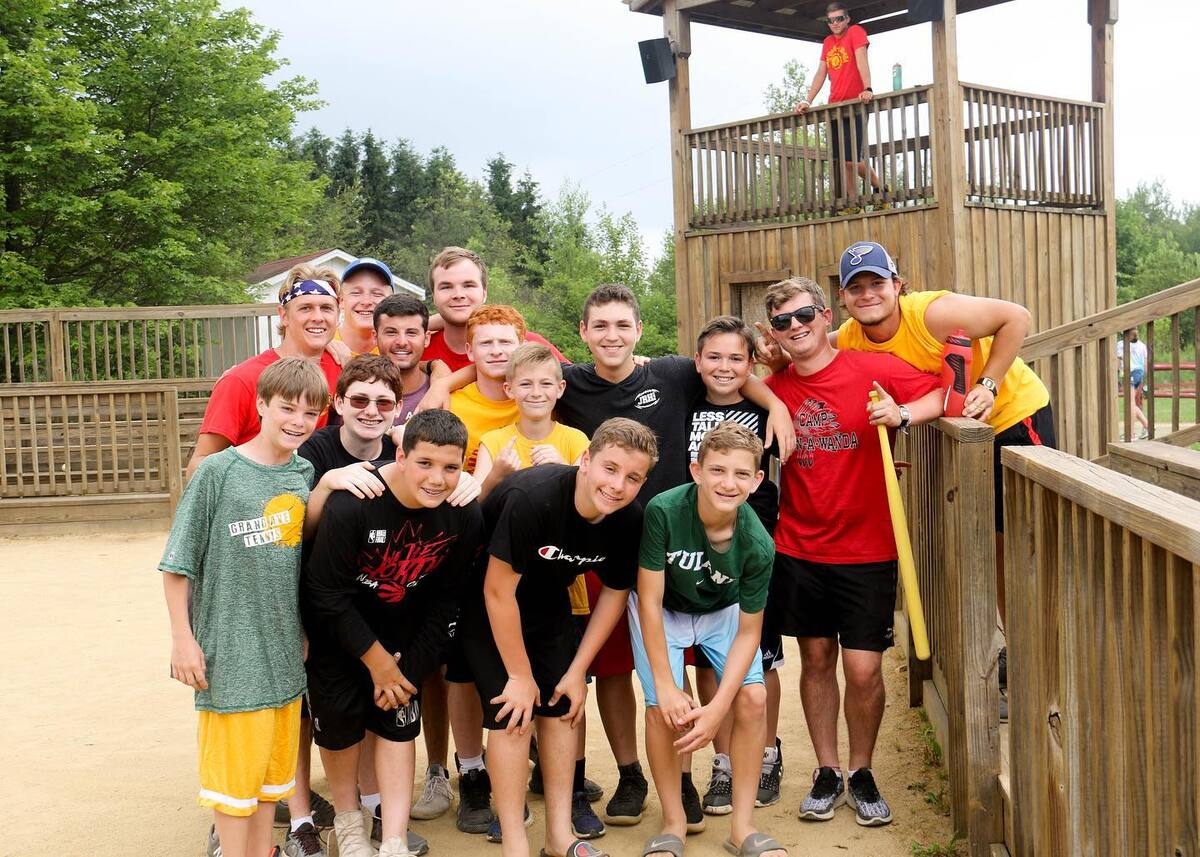 Photo 2 of Summer Jobs at Camp Chen-A-Wanda
