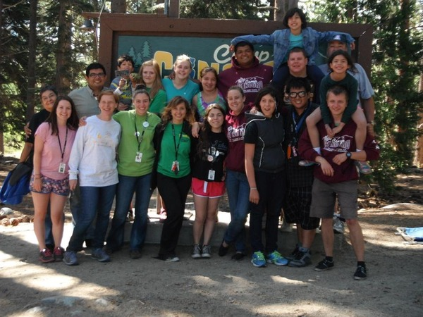 Summer Jobs at Camp Concord