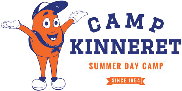 Logo of Camp Kinneret Summer Day Camp