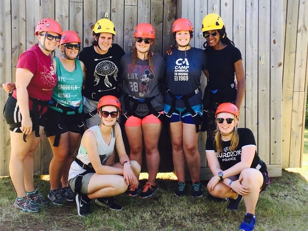 Summer Jobs at Girl Scouts of Minnesota & Wisconsin Lakes & Pines