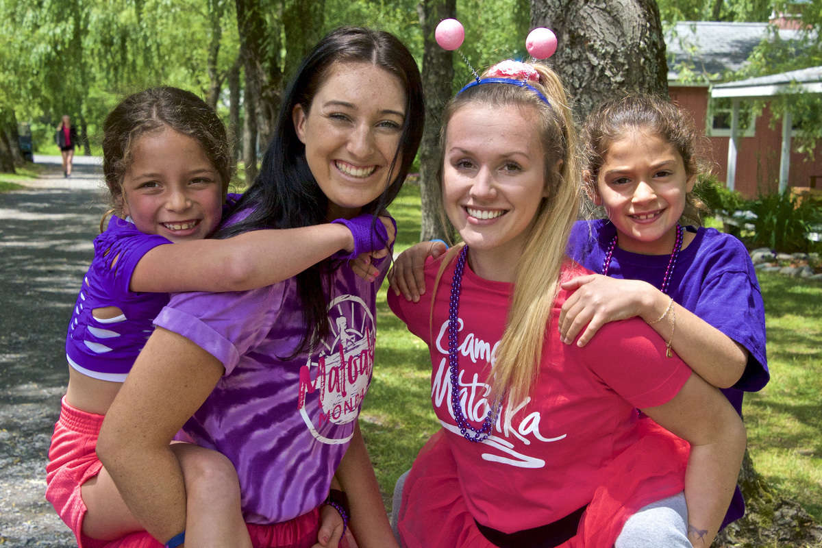Summer Jobs at Camp Matoaka