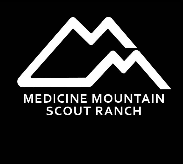 Logo of Medicine Mountain Scout Ranch