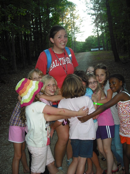 Summer Jobs at Camp Meriwether