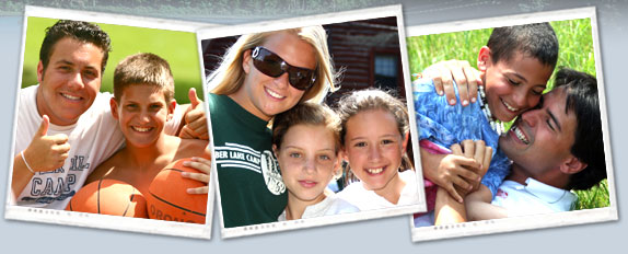 Summer Jobs at TLC Family of Camps
