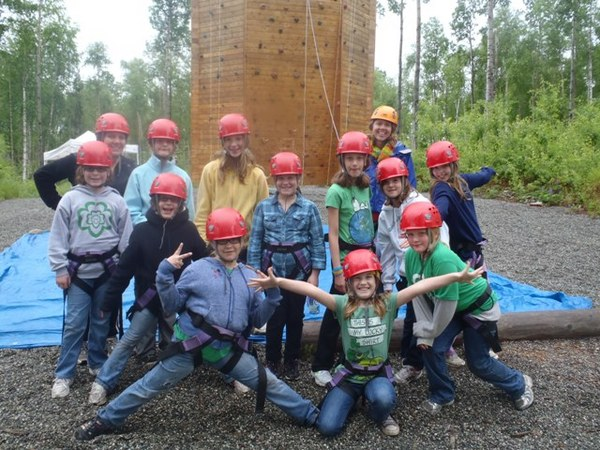 First Photo of Girl Scouts of Alaska Summer Camps