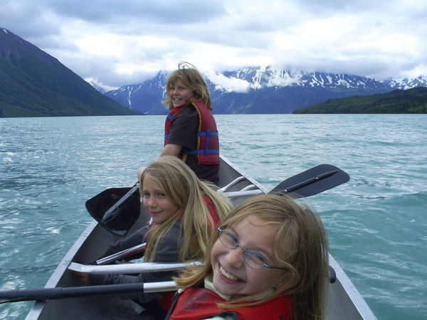 Photo 2 of Summer Jobs at Girl Scouts of Alaska Summer Camps